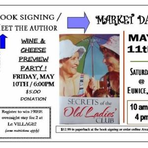 levillage book signing