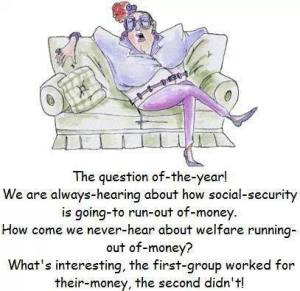 welfare and ss