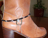 Yes, it's a boot bracelet