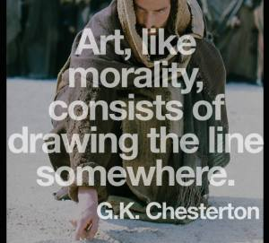 art like morality
